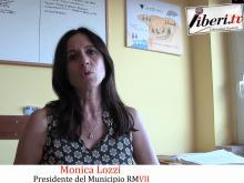 Monica Lozzi - Per Roma una lista civica con l'appoggio di chi vive e ama la città