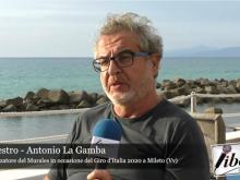Intervista al Maestro Antonio La Gamba - Giro d'Italia 2020, Mileto