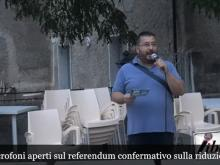 REFERENDUM COSTITUZIONALE 2020 - Microfoni aperti sul referendum a Cleto (Cs)