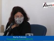 """Ilaria Falconi - Convegno """"Tutela della costa - opportunità e sviluppo del nostro litorale"""""""