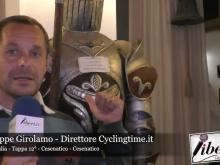 Giuseppe Girolamo - Giro d'Italia 2020 12° Tappa: Cesenatico - Cesenatico