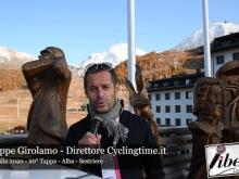 Giuseppe Girolamo - Giro d'Italia 2020 -  20° Tappa:  Alba - Sestriere