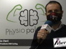 Antonio Davì, ciclista e Presidente DRS Cycling