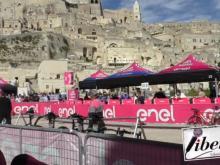 Giro d'Italia 2020 -  7° Tappa: Partenza da Matera