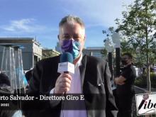 Giro E  2021 - Intervista a Roberto Salvador