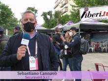 Giro d'Italia 2021 - Giro E 2021 - Intervista a Sebastiano Cannavò