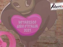 Giro d'Italia 2021 - Open Village a Notaresco -Tappa 7