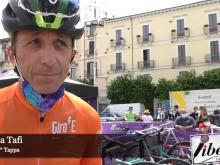 Giro E 2021 - Intervista ad Andrea Tafi - Tappa 9
