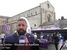 Giro E 2021 - Intervista a Emanuele Zorino, Sindaco di Aquileia - Tappa 15