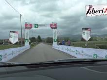 Giro d'Italia 2021 - Percorso verso Gorizia - Tappa 15 (Grado - Gorizia)