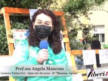 Intervista ad Angela Mancuso - Lamezia Terme - Open Air Art 2021