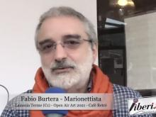 Intervista a Fabio Butera - Lamezia Terme - Open Air Art 2021