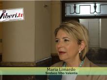 """Maria Limardo, Sindaco Vibo Valentia - Presentazione di """"Pro Loco, risorsa per il territorio"""""""