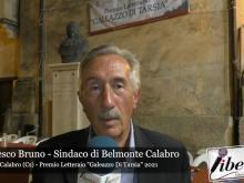 Francesco Bruno - Premio Letterario Galeazzo Di Tarsia 2021