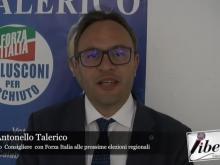 Antonello Talerico - Candidato Consigliere della Regione Calabria (FI)