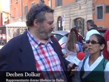 Dechen Dolkar - XI Marcia per la Libertà delle minoranze e dei popoli oppressi