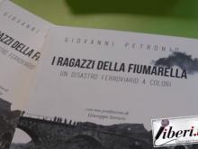 """""""I Ragazzi della Fiumarella"""". Un disastro ferroviario a colori di Giovanni Petronio. Ed. Link"""