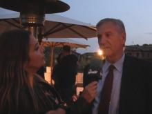 MAURO SEVERINI, Commissario liquidatore della Comunità montana dell'Alta Umbria, Presidente dell'Associazione mostra del tartufo