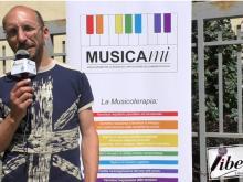 Intervista al Sindaco di Carlopoli Mario Talarico - Prima Festa della Musica a Carlopoli