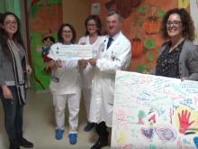 Intervista a Domenico Sperlì - Beneficenza per l'UOC pediatrica dell'ospedale Annunziata di Cosenza