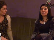 """Sheyla Bobba e Chiara Alaia - Presentazione di """"DOVE LA TERRA FINISCE E IL MARE COMINCIA"""" ed. Il Seme Bianco"""