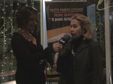 """Antonella Sotira intervista Anna Accalai - Presentazione di """"Blue Christmas"""" - Premio IUSARTELIBRI"""