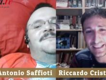 Antonio Saffioti  e Riccardo Cristiano - Chi ci capisce (a noi due) è bravo! Auguri di Natale 2018