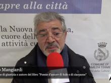 """Rocco Mangiardi - Testimone di giustizia. Incontro: """"Due vite. Una stessa lotta per essere liberi"""""""