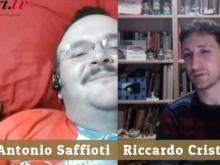 Antonio Saffioti e Riccardo Cristiano - Chi ci capisce (a noi due) è bravo! Terza Puntata - La Biblioteca Vivente