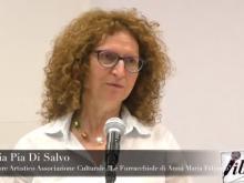 """Maria Pia Di Salvo, Direttore musicale del gruppo """"Le Furracchiole"""", Associazione culturale """"Anna Maria Fabiano"""""""