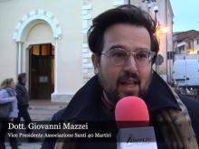 Giovanni Mazzei, Vicepresidente Ass. Santi 40 Martiri - Fiera di San Biagio 2019