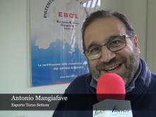 Intervista ad Antonio Mangiafave, consulente del lavoro ed esperto del Terzo Settore