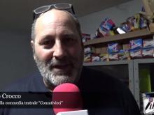 """Anteprima di """"Conzativicci 2019"""" - Intervista a Sergio Crocco - Autore"""
