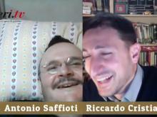 Antonio Saffioti e Riccardo Cristiano - Chi ci capisce (a noi due) è bravo. Sanremo e poi ! -16 Febbraio 2019
