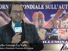 Intervista ad Antonello Grosso La Valle - Giornata mondiale autismo 2109