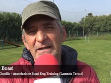 Intervista a Massimo Boasi - Addestratore Cinofilo a Lamezia Terme (Cz)