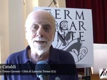 Intervista a Emilio Cataldi - Presidente della Terme Caronte