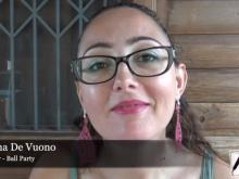 "Intervista a Marianna De Vuono - Mari ""N"" Bar - Ball Party 2019"