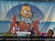 """Presentazione del libro """"IL PIRATA LORD CORAGGIO"""" di Gisa Guidoccio e Chiara Vincenzi - Cleto (Cs) 7 agosto 2019"""