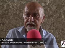 Intervista a Renato Costabile. Invito, Incontri Possibili - 29 agosto 2019