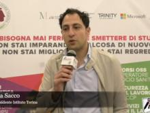 Intervista a Nicola Sacco - Vice Presidente Istituto Terina