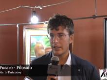Intervista a Diego Fusaro - Vibo Valentia in Festa 2019