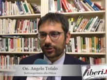 Angelo Tofalo - Seconda Università d'estate sull'Intelligence