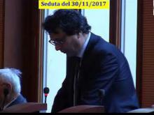 Seduta del Consiglio Municipale Roma VII del 30/11/2017