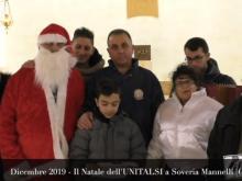 Il Natale 2019 dell'UNITALSI a Soveria Mannelli