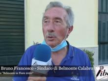 """Belmonte in Fiore 2020"" - Intervista a Bruno Francesco, Sindaco di Belmonte Calabro (Cs)"