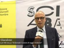 Intervista a Davide Giacalone - Sciabaca 2019