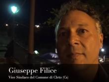 Giuseppe Filice, Vicesindaco di Cleto - Cleto Festival 2018. Cleto (Cs)