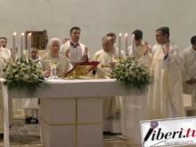 """Dedicazione della Chiesa """"Nostra Signora di Fatima"""" di Soveria Mannelli (Cz)"""