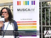 Francesca Rubbettino, musicoterapeuta